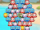 Classic Ball Challenge in Bubble Town Quest
