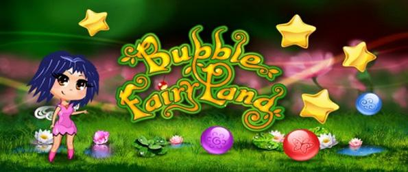 Bubble Fairyland - Help the fairy's defeat the evil witch in this amazing new bubble shooter game.