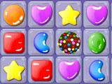 Candy Match Saga: Colorful candies