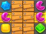 Jelly Cluster Wooden Blocks