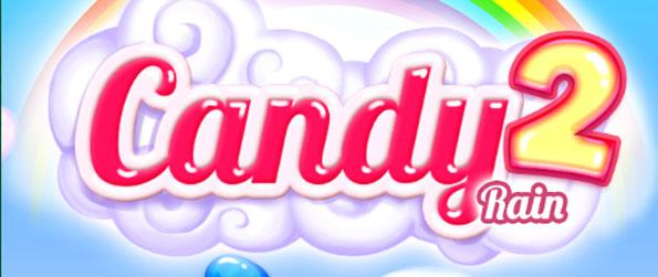 Candy Rain 2 - Smash through the goals and get the highest scores!