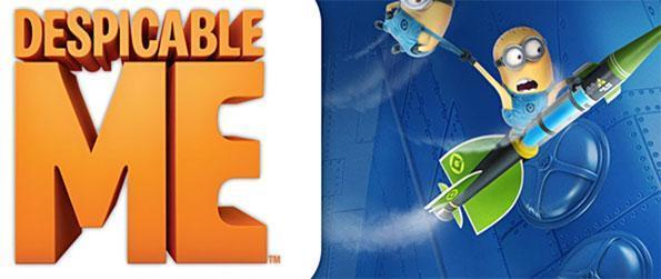 Despicable Me  - Take a trip through Guru's lab while avoiding obstacles and collecting bananas as a minion.