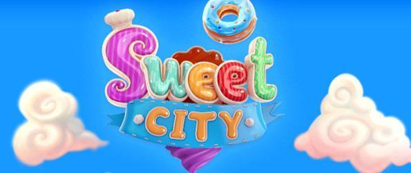 Sweet City - Match all the sweets to reach the end goals and earn coins for spending with each completed level to  shop for pets and buildings for decorating your city, making it beautiful!