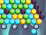 Bubble Mania challenging level