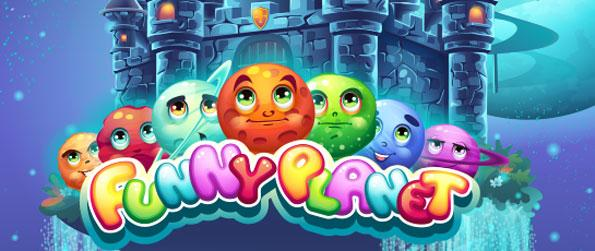 Funny Planet - See how casual gaming and the planets can come together in this exciting Match 3 game.