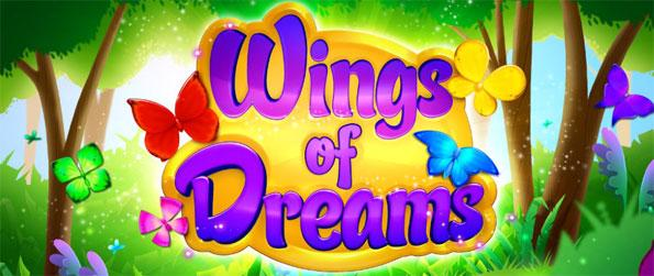 Wings of Dreams - Collect dew by matching up 3 or more butterflies in a line.