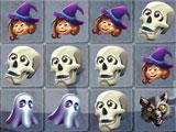 Bubble Double Halloween Groups of Icons