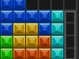 Tetris Battle Drop: Neatly-placed pieces