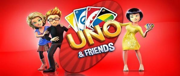 UNO & Friends - Play the famed and fun card game of Uno in Uno and Friends, and be treated to hours of endless Uno fun!