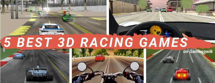 5 Best 3D Racing Games on Gamesqwik large