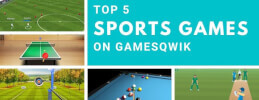 Top 5 Sports Games on Gamesqwik thumb