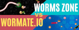 Differences between Wormate.io and Worm Zone thumb