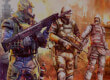 US Army Commando: Elite Commando War game