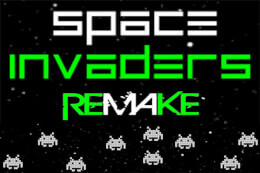 Space Invaders Remake thumb