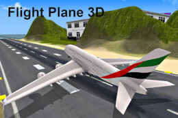 Flight Plane 3D thumb