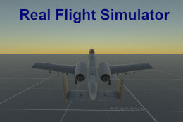 Real Flight Simulator thumb
