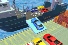 Car Transporter Ship Simulator thumb