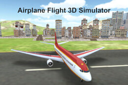 Airplane Flight 3D Simulator thumb