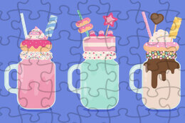 Ice Cream Jigsaw thumb