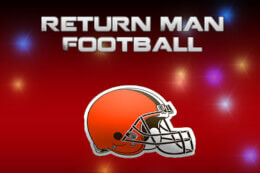 Return Man Football thumb