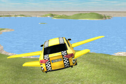 Ultimate Flying Car 3D thumb