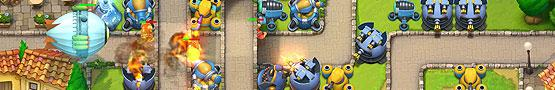 Tough Games - A Following Towards Tower Defense Games