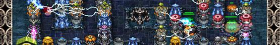 Mann Spiele - Domino Effect on Tower Defense Games