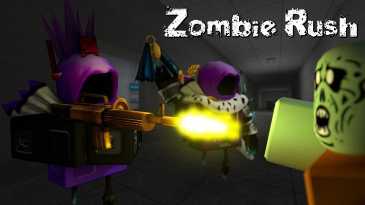 Zombie Rush is Reviewed on RobloxGo
