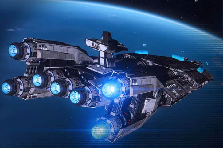 Elite Dangerous' Fleet Carriers Beta 2 Opens its Hangars on 11 May