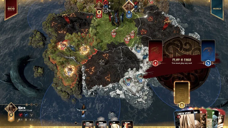 Preorders for Blood Rage: Digital Edition are now available on Steam