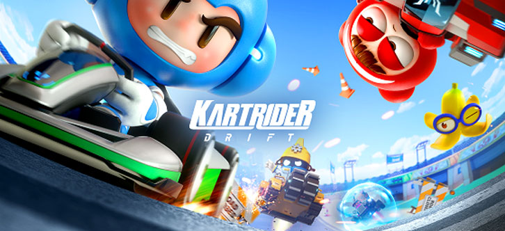 The Race Is On! KartRider Rush+ Available Today Worldwide!