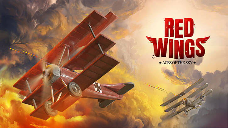 Red Wings: Aces of the Sky Takes Off Today