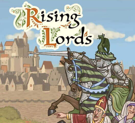 Rising Lords - Tactical Medieval Strategy Game Launches Today on Steam Early Access