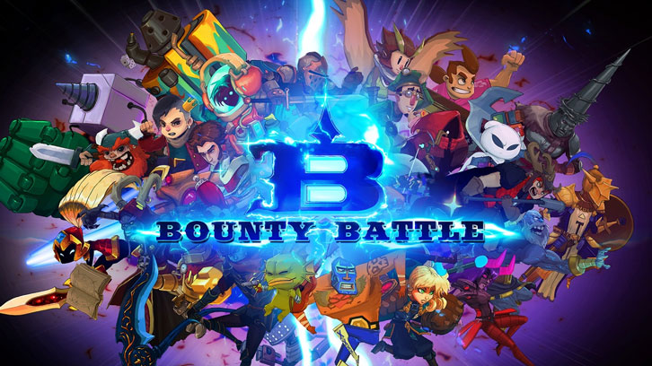 Ultimate Indie Brawler Bounty Battle Out Now on Nintendo Switch, PlayStation 4, Xbox One, and PC