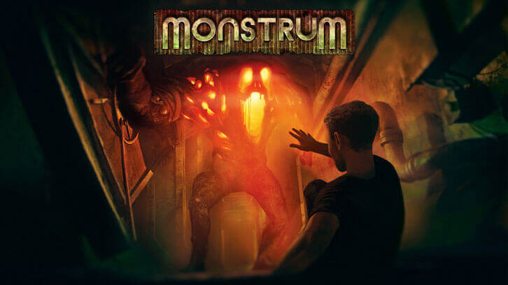 Monstrum is now out with a physical edition on console
