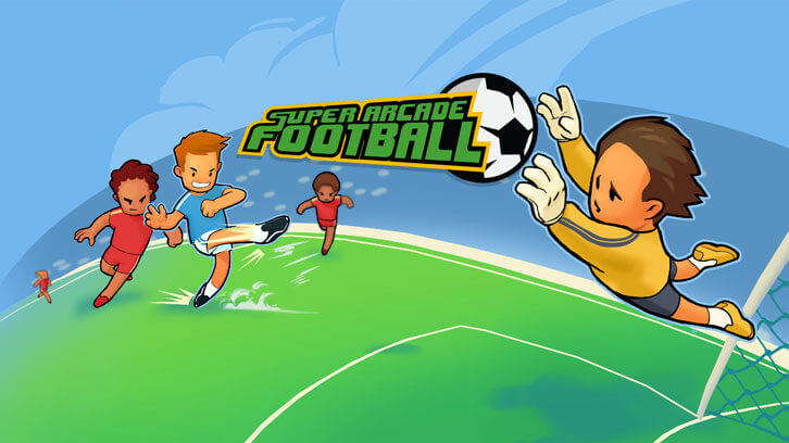 Super Arcade Football Takes To The Nintendo Switch Pitch Today