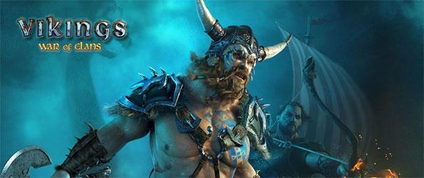 Vikings: War of Clans - Play this highly immersive MMORTS game and wage wars against the other kingdoms of the land.