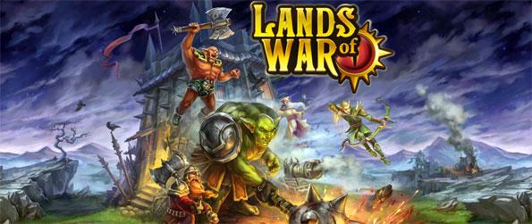 Lands of War - Manage your village and expand your territory by attacking others in Lands of War.