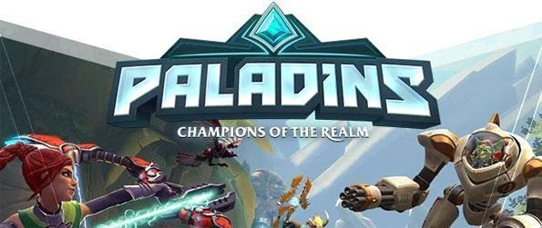 Paladins: Champions of the Realm - Enjoy this innovative and addictive shooter game that will not disappoint.