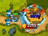 Brawl of Ages: Attacking a tower