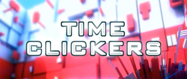 Time Clickers - Fast paced, colorful, fun and incredibly addictive. You just might have a hard time putting it down.