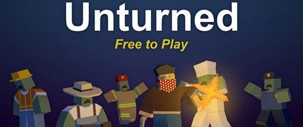 Unturned - Survive a zombie apocalypse by living off the land.