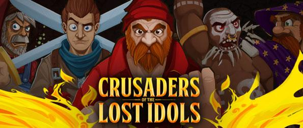 Crusaders of the Lost Idols - An extremely cute and dynamic clicker reminiscent of the old school RPG games.