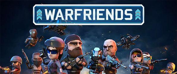 WarFriends - Engage in modern warfare and lead your troops to battle in WarFriends.