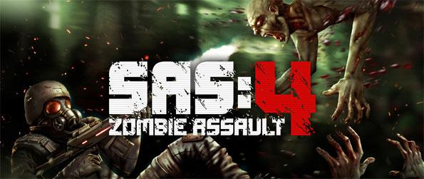 SAS: Zombie Assault 4 - Eliminate zombies in this addicting action shooter that doesn't disappoint.