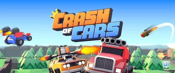 Crash of Cars - Engage in an epic car battle game play in Crash of Cars.
