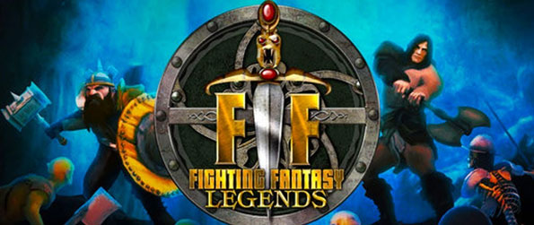 Fighting Fantasy Legends - Experience the thrill and immersion of the first three Fighting Fantasy gamebooks in digital format in Fighting Fantasy Legends!