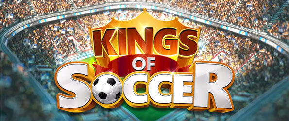 Kings of Soccer - Score the most skillful goals in Kings of Soccer.