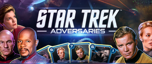 Star Trek Adversaries - Take command of the most renowned ships in the Star Trek universe to conquer the galaxy.