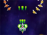 Completing Levels in Space Shooter: Galaxy Attack